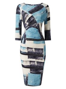 Phase Eight Novella Print Dress