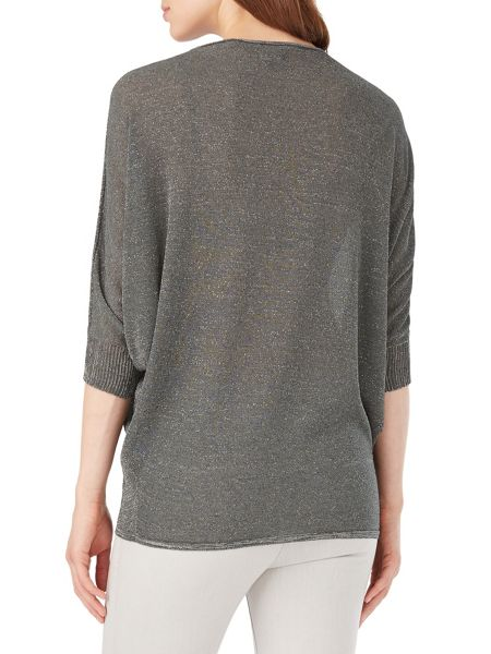 Phase Eight Shimmer Becca Batwing Jumper