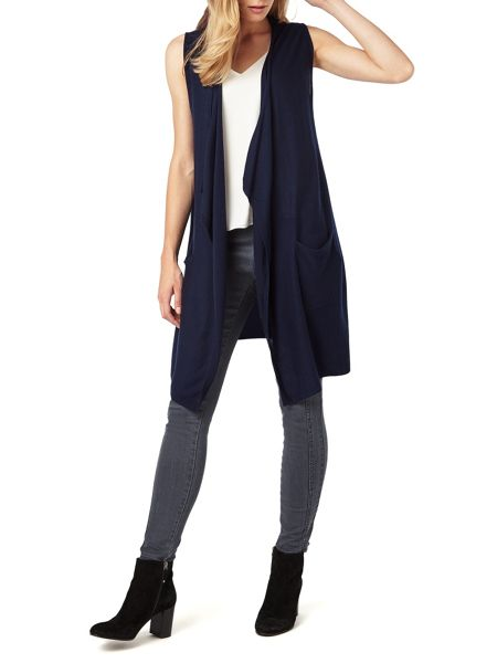 Phase Eight Stansie Waterfall Waistcoat