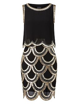 Alice Short Beaded Dress
