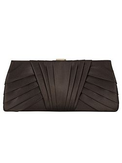 Nina Satin Clutch Bag