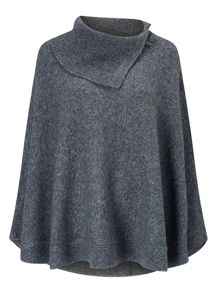 Phase Eight Calinda Circle Hem Poncho