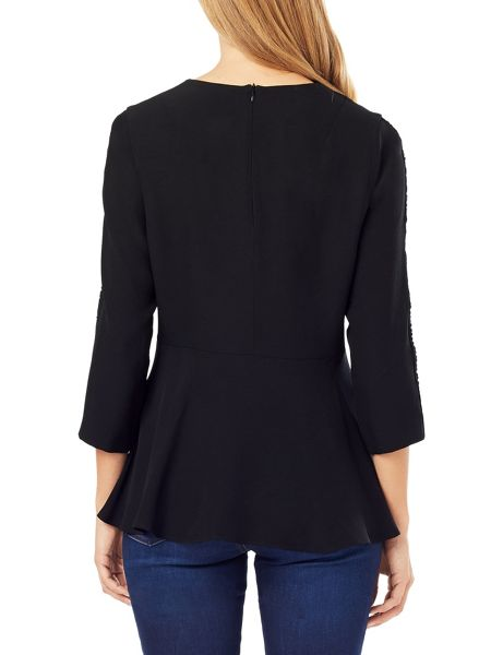 Phase Eight Carmen Swing Back Blouse