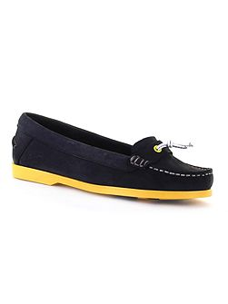 Atlantis tassel loafers
