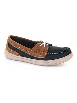 Jetty boat shoes