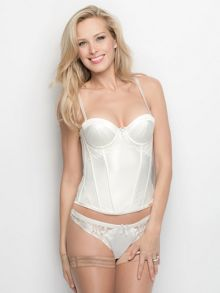 Ultimo Bridal basque