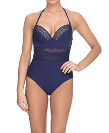 Ultimo Omg lace swimsuit