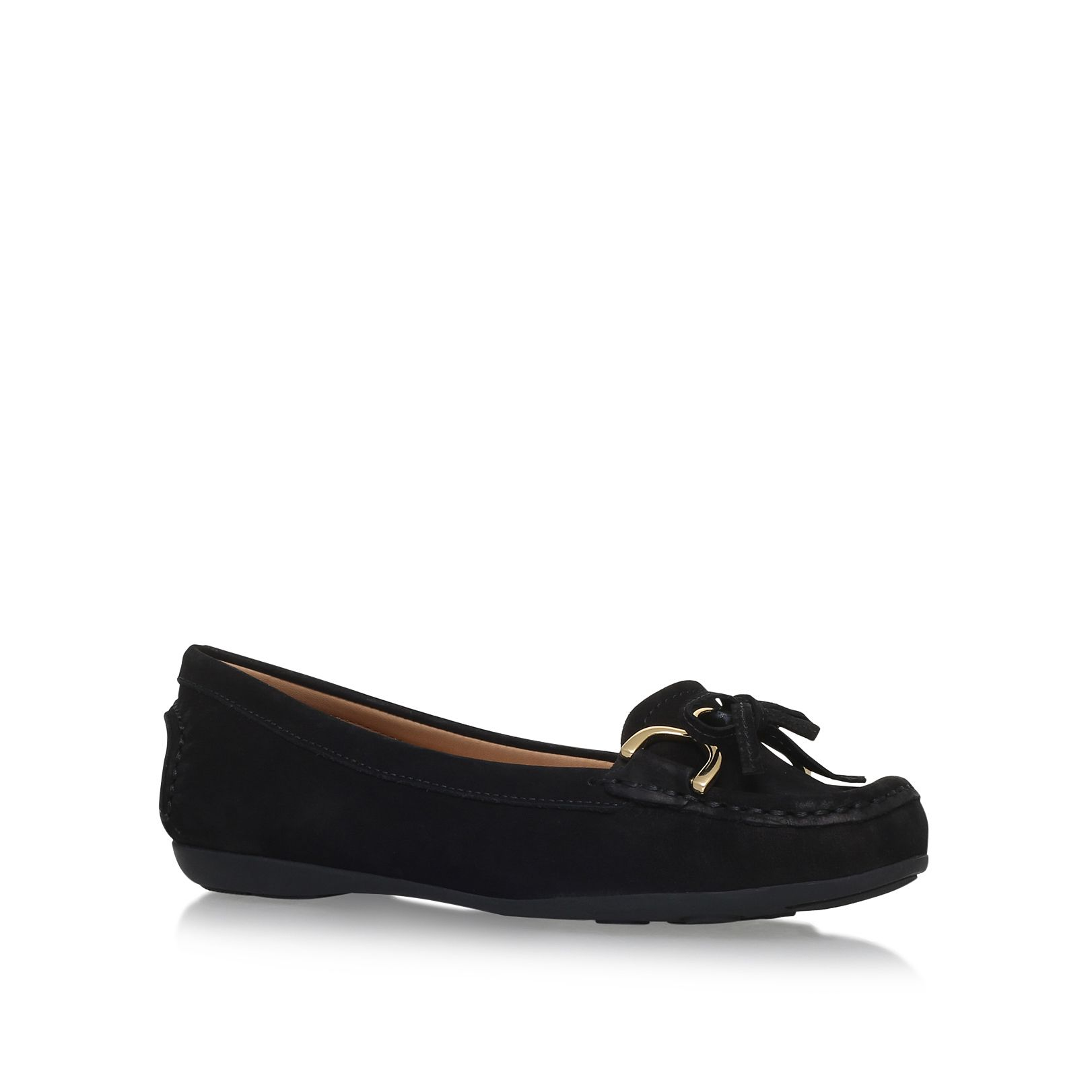 Carvela Comfort Cally Loafers, Black