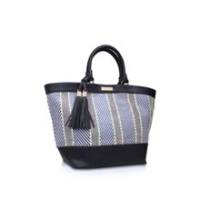 Carvela Penelope weave shopper bag