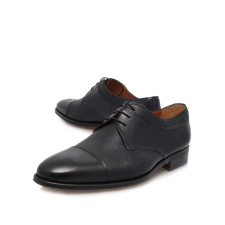 Stemar Lace-up Toecap Derby Shoes