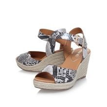 Miss KG Paisley sandals