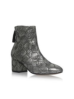 Slim ankle boots