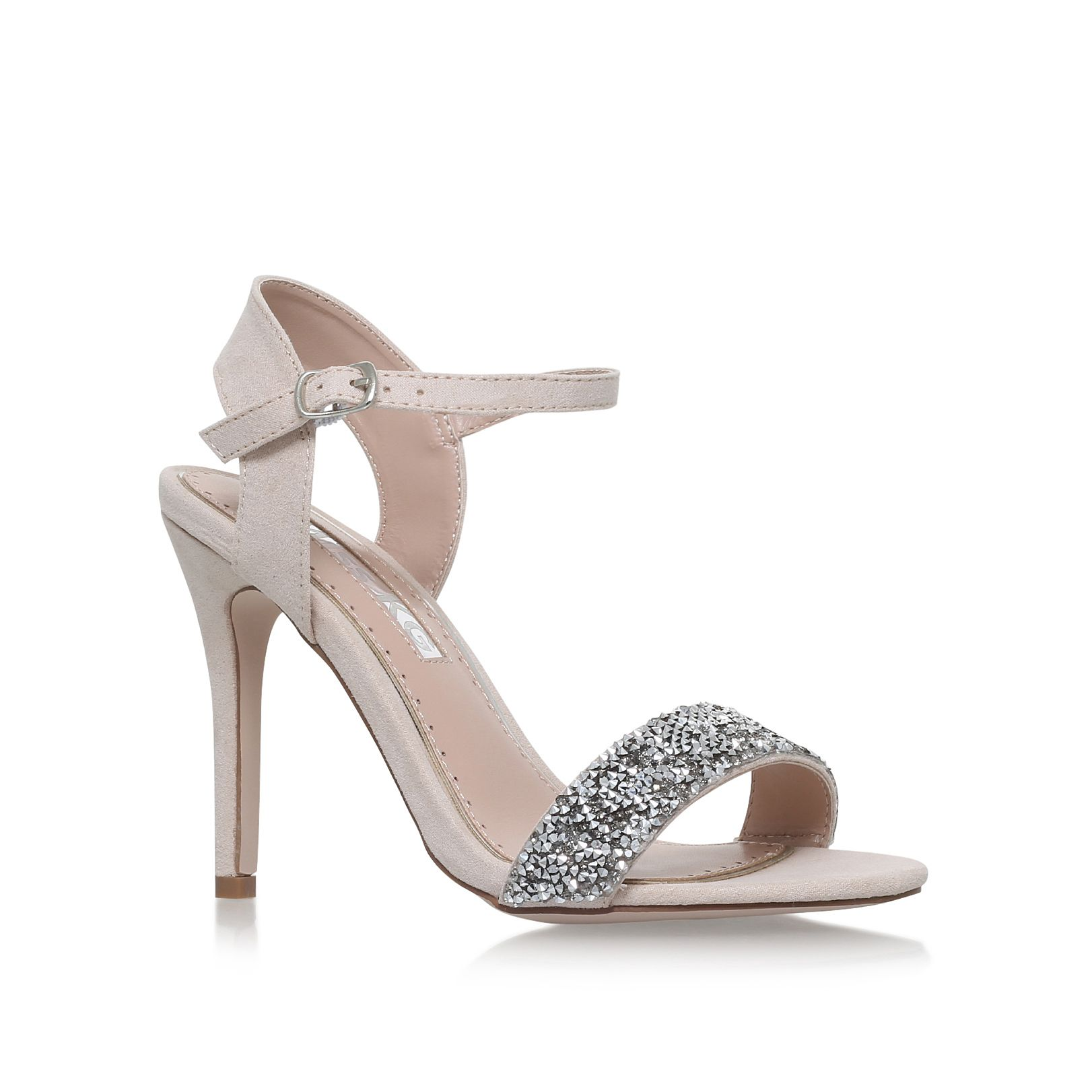 Miss KG Cherry sandals, Nude
