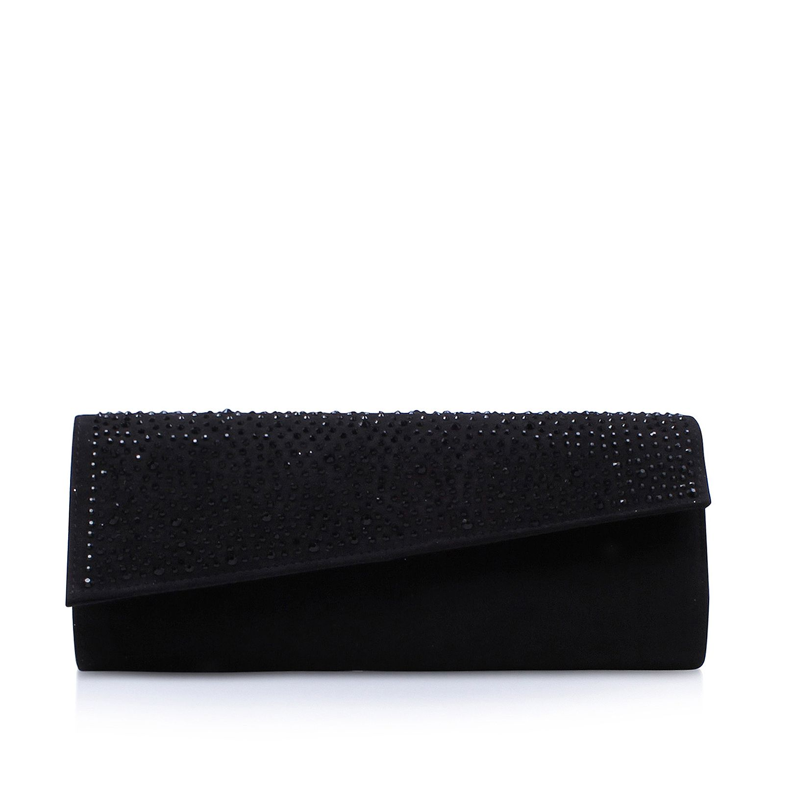 Carvela Dazzle 2 clutch bags, Black