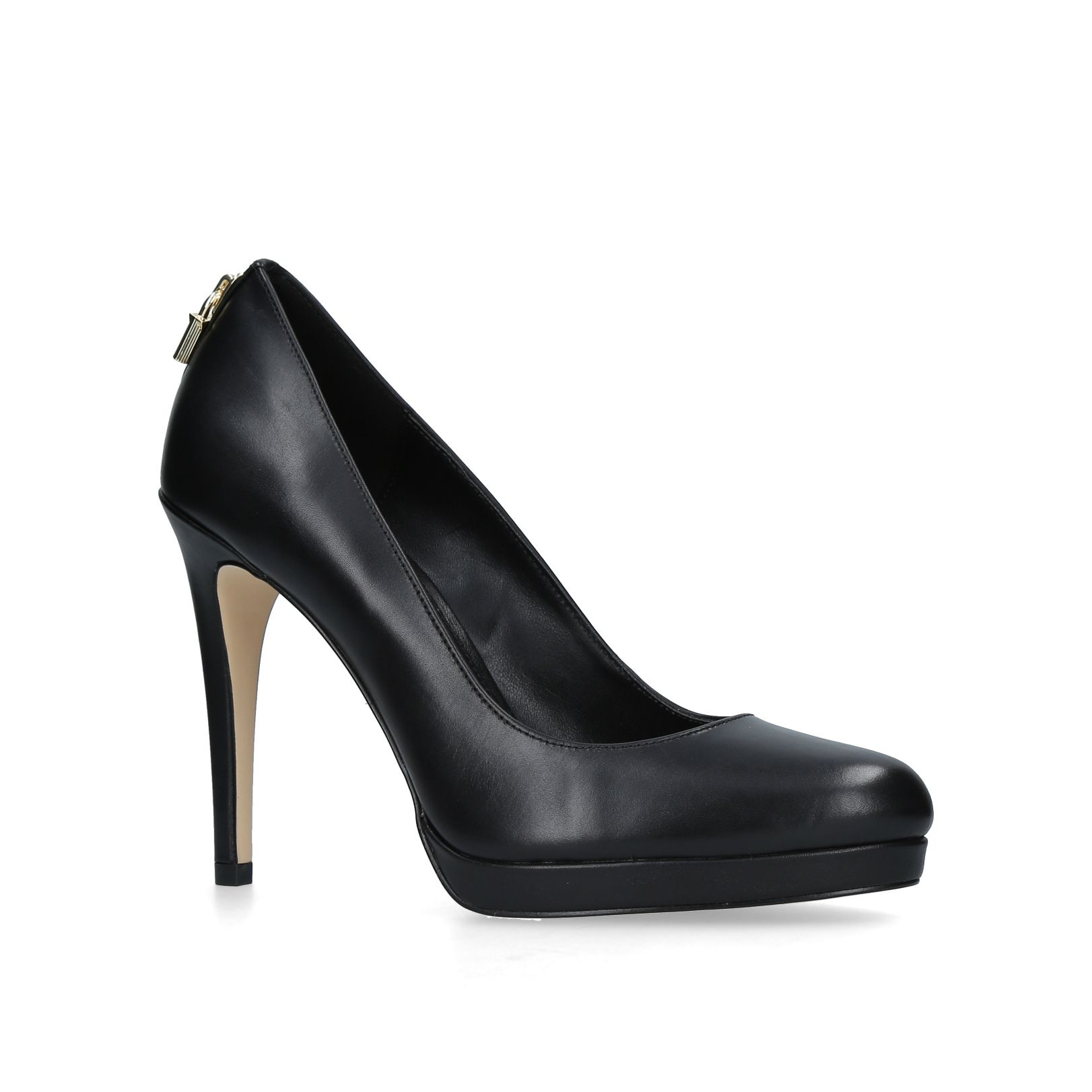 Michael Kors Antionette pump court shoes, Black