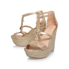 Michael Kors Suki wedge sandals