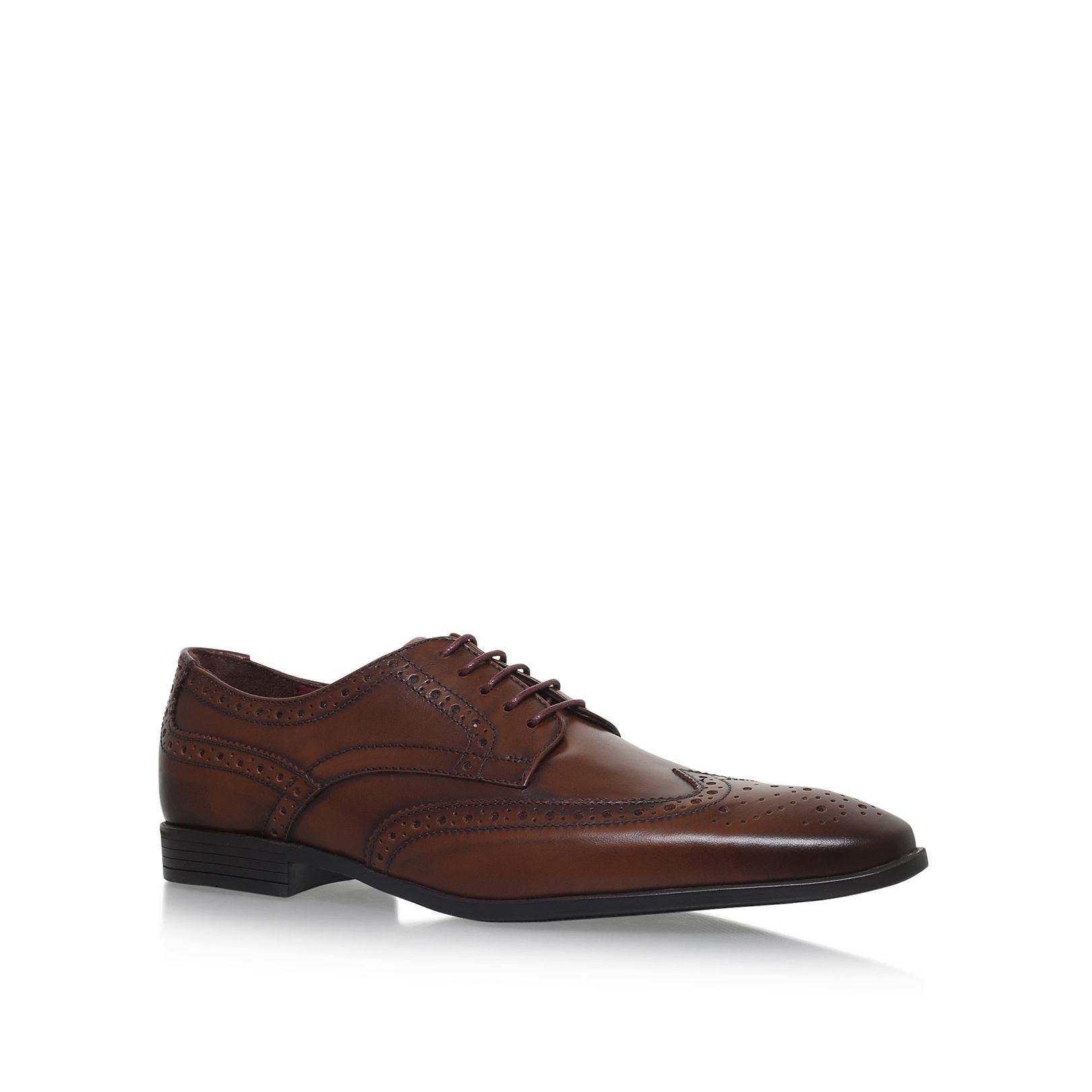 Click to view product details and reviews for Kg Eugene Brogues Tan.