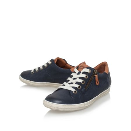 Paul Green Amber lace-up trainers
