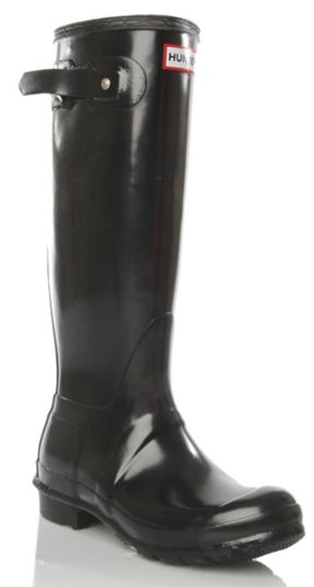 Hunter Wellington Boot