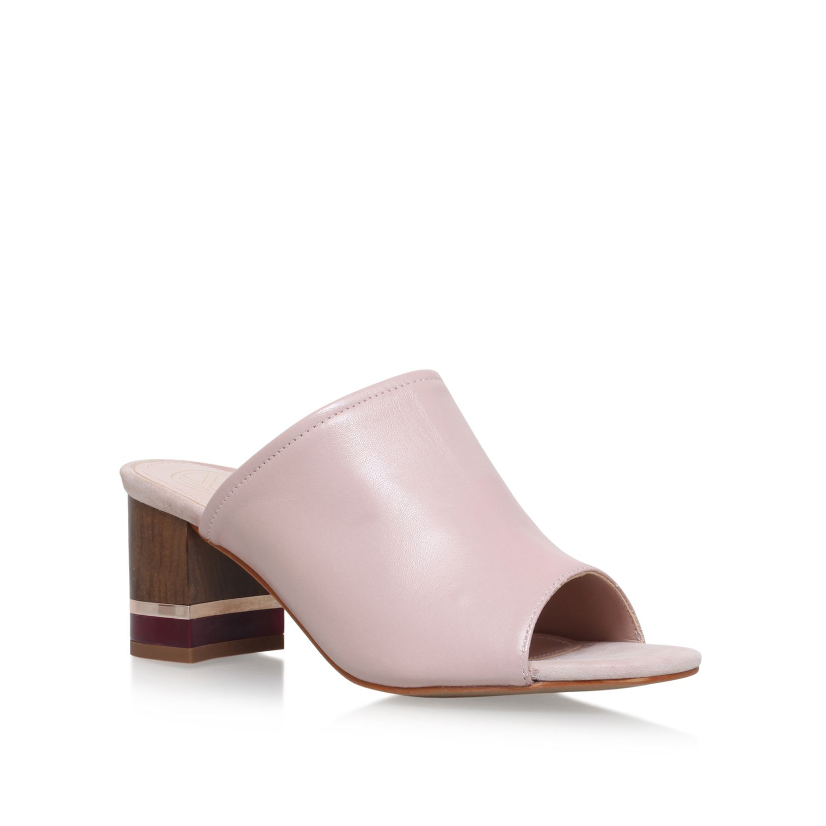KG Hector mules, Light Brown