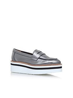 Laugh loafers