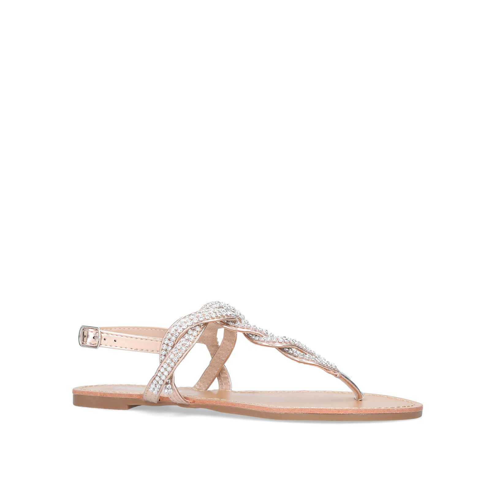 Miss KG Danni 2 sandals, Gold