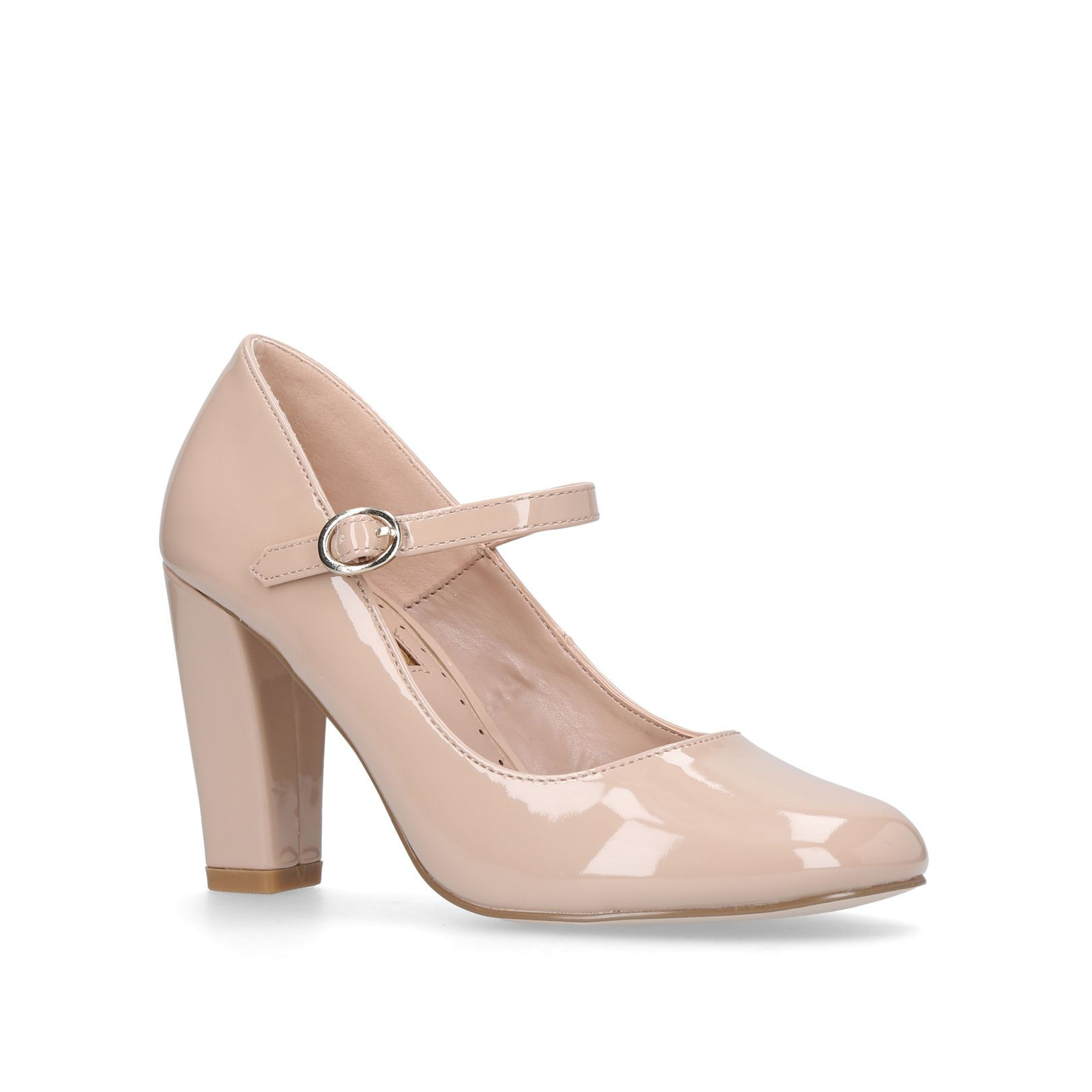 Miss KG Cassidy court shoes, Nude