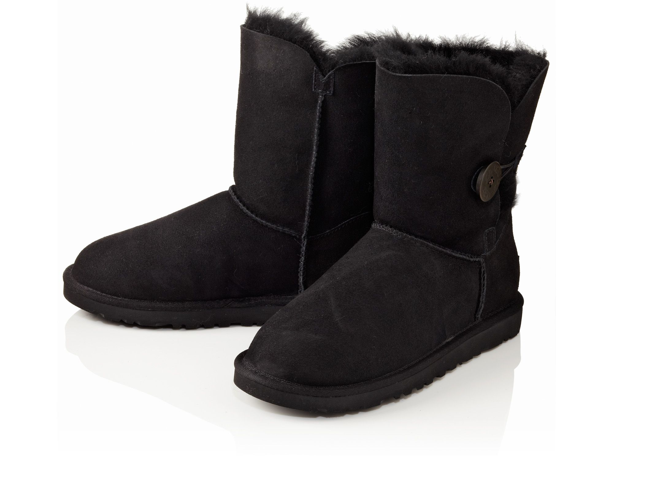 Bailey Button casual flat boots