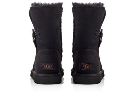 UGG Bailey Button casual flat boots
