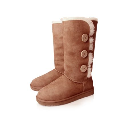 UGG B Button Triple boots