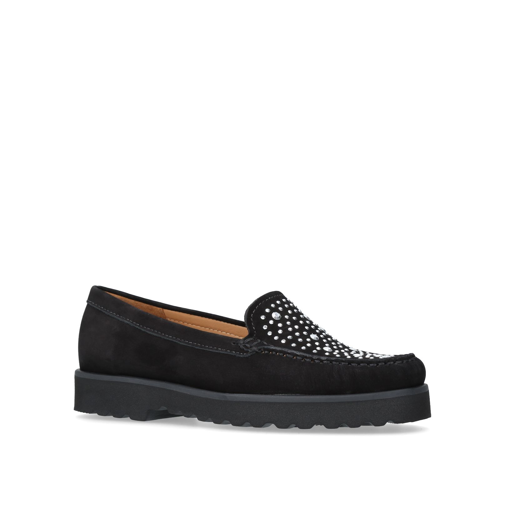 Carvela Comfort Camille loafers, Black