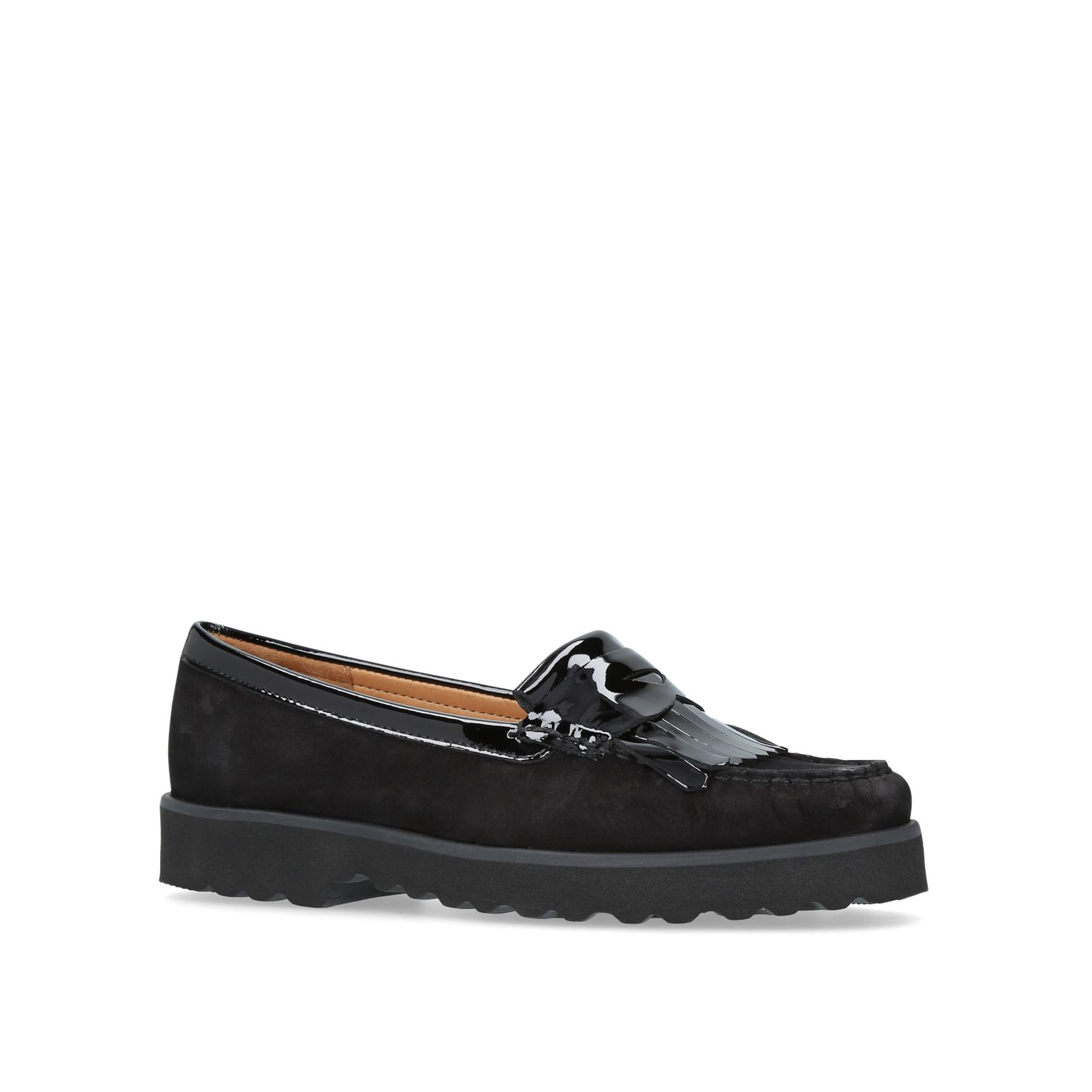 Carvela Comfort Claire loafers, Black