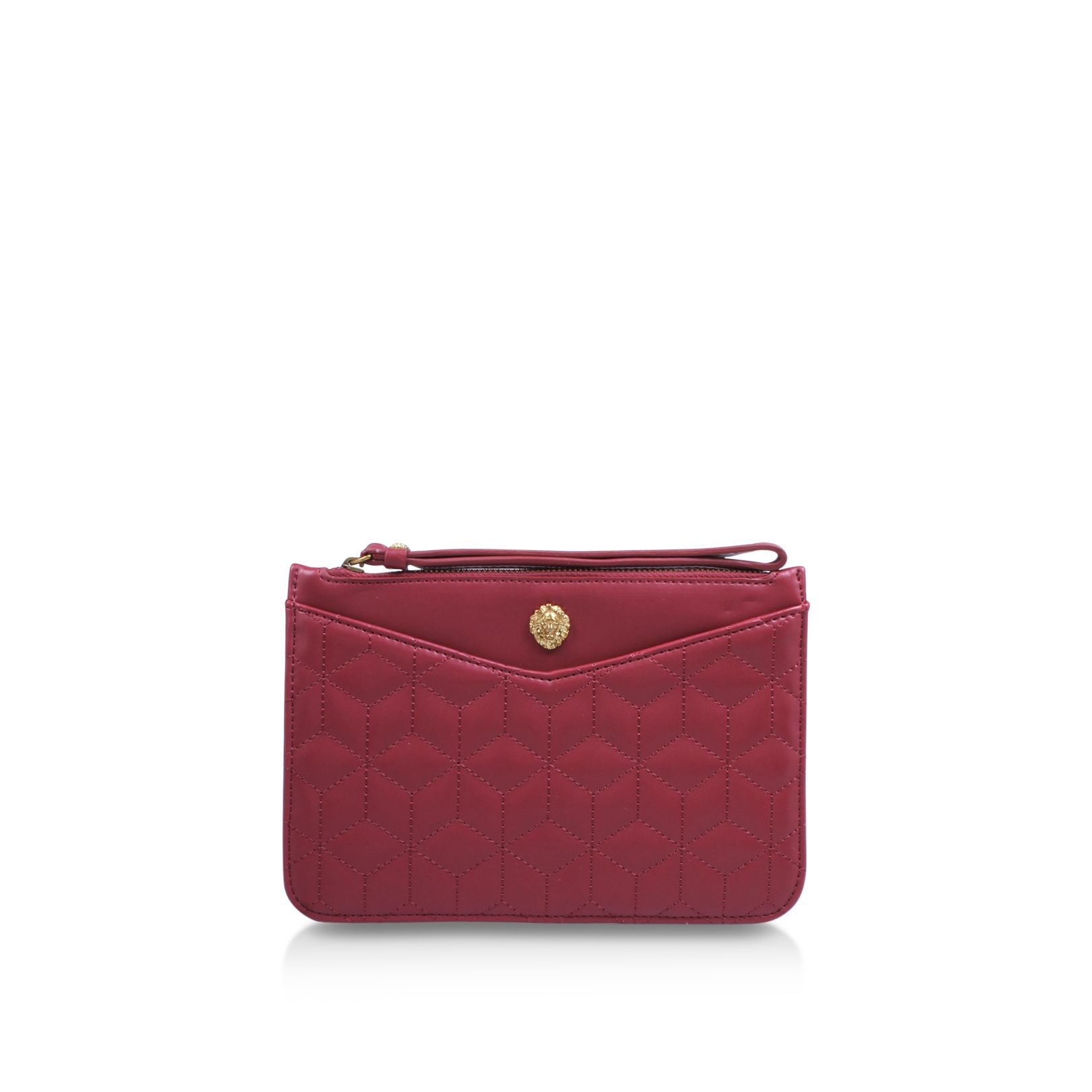 Anne Klein Frances Md Wristlet, Wine