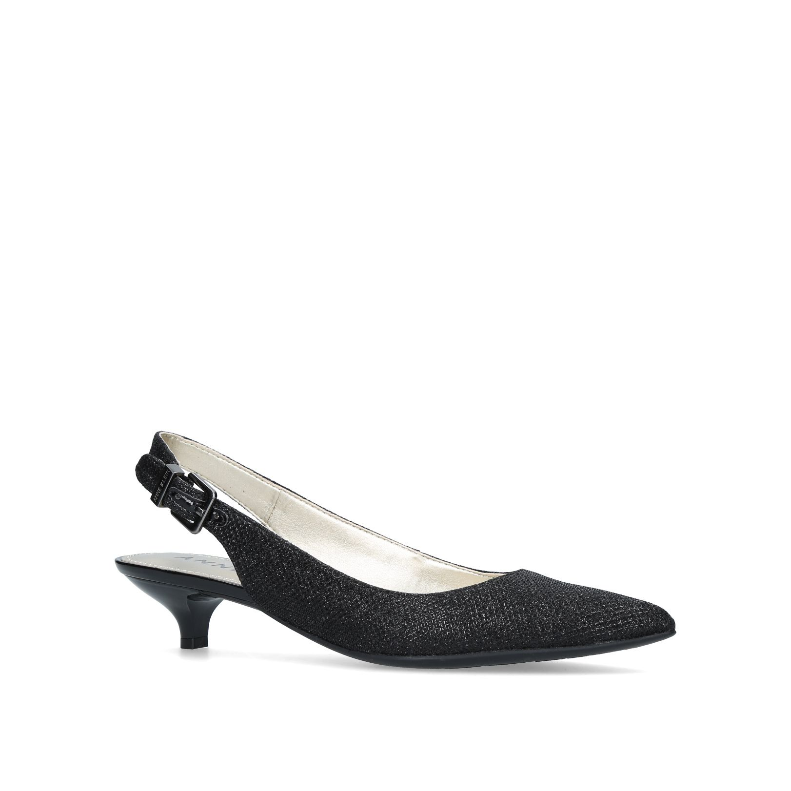 Anne Klein Expert Courts, Black