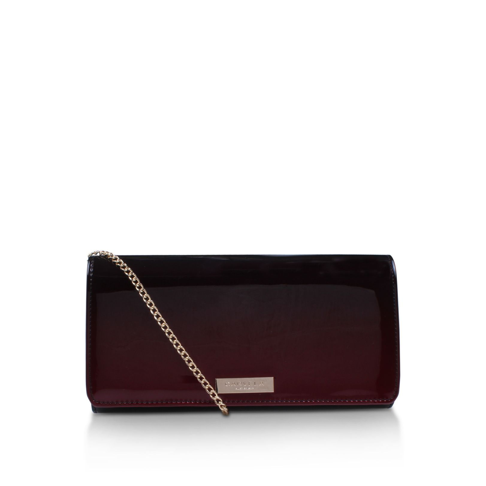 Carvela Alice Clutch Bag, Red