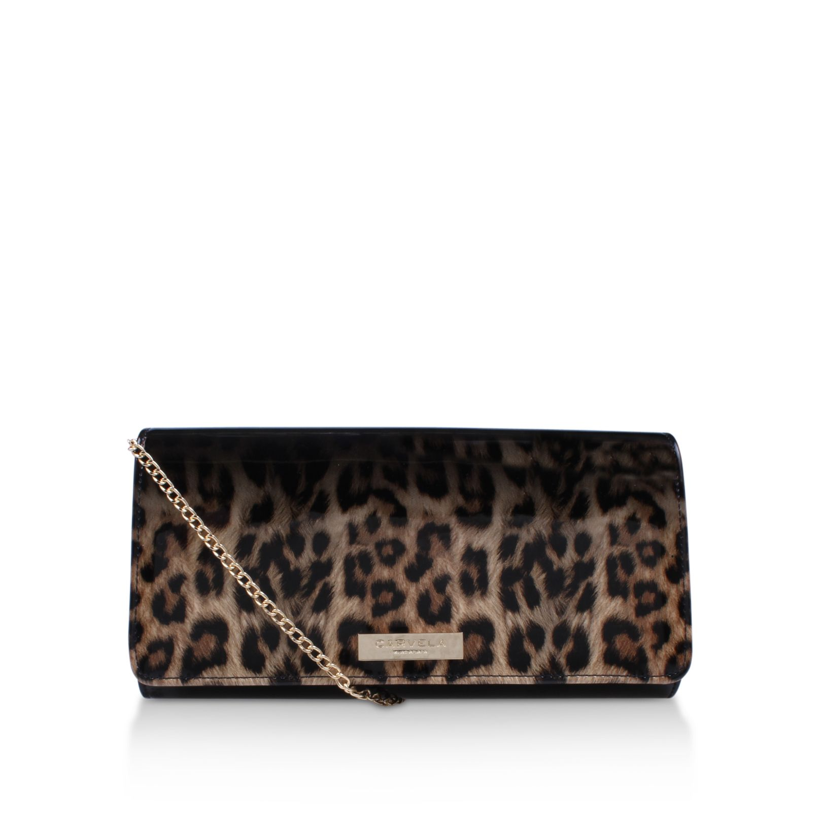 Carvela Alice Clutch Bag, Black