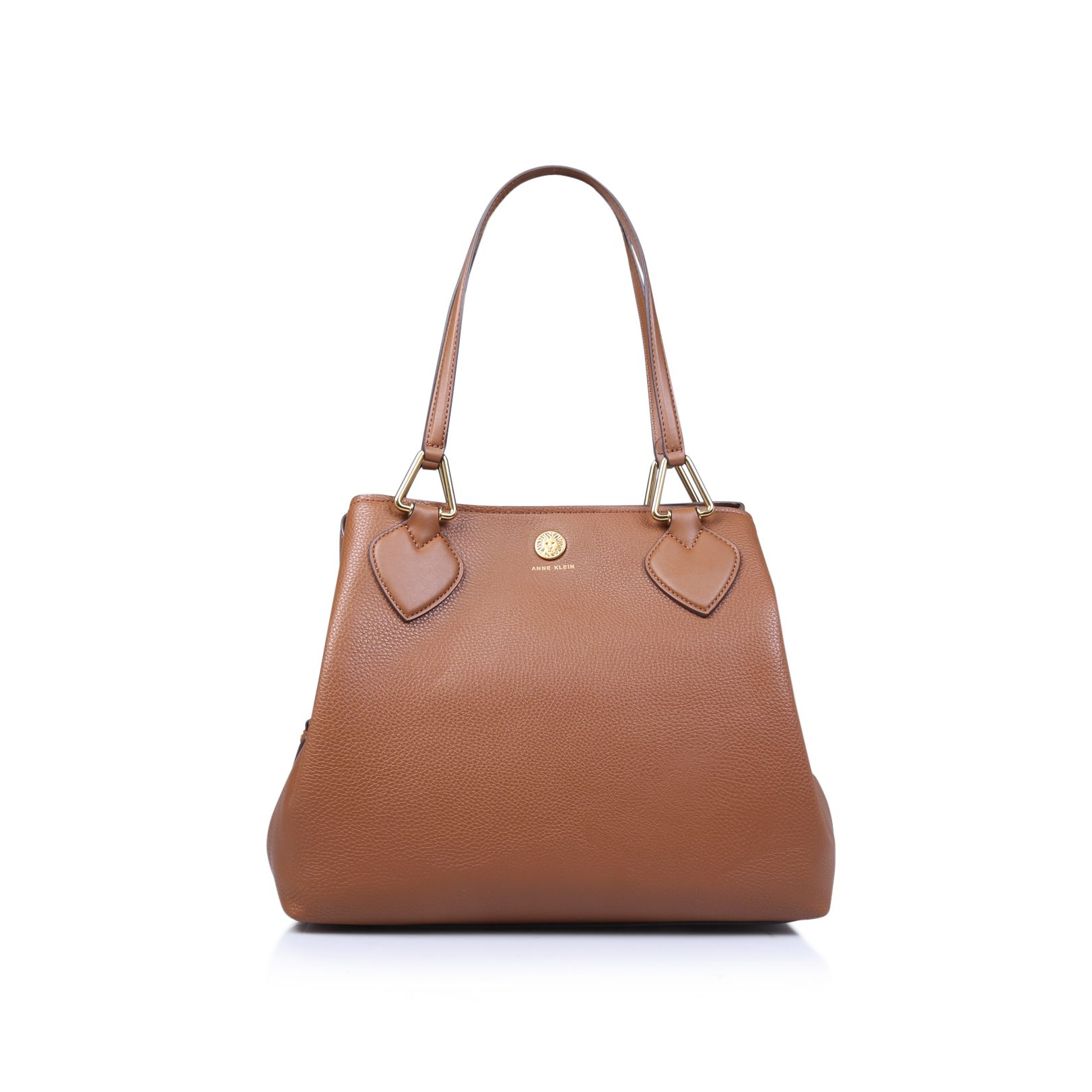 Anne Klein Hinge Tote, Brown