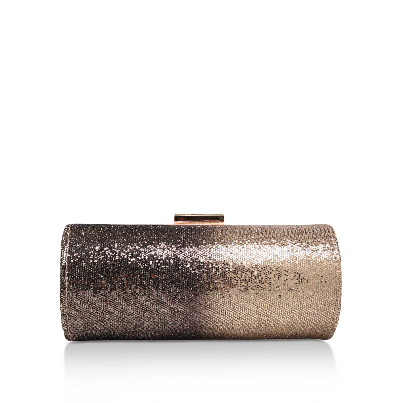 Carvela Davina Clutch Bags, Gold