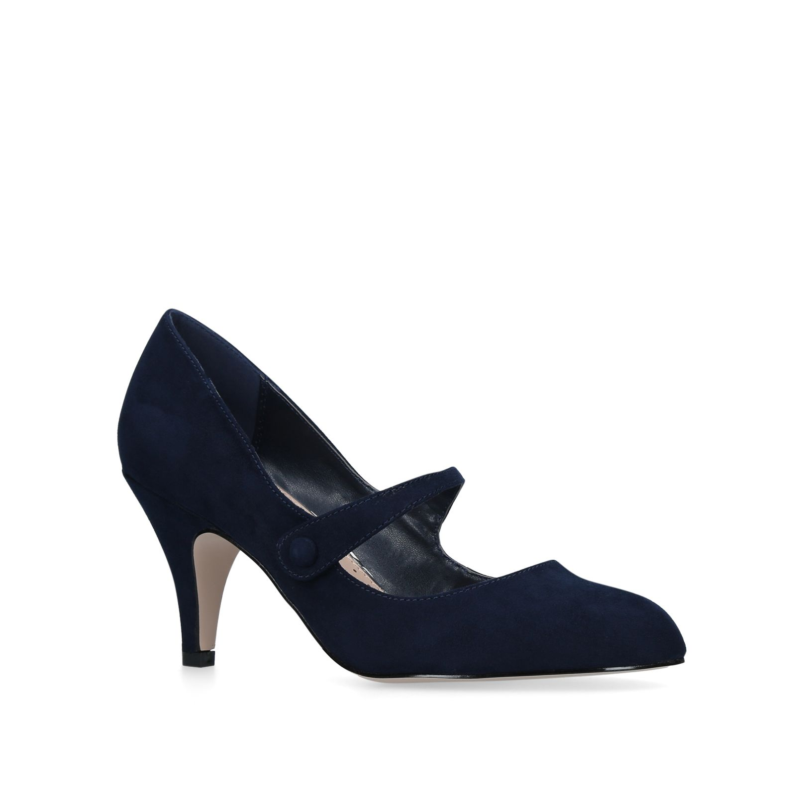 Miss KG Calvin Courts, Blue