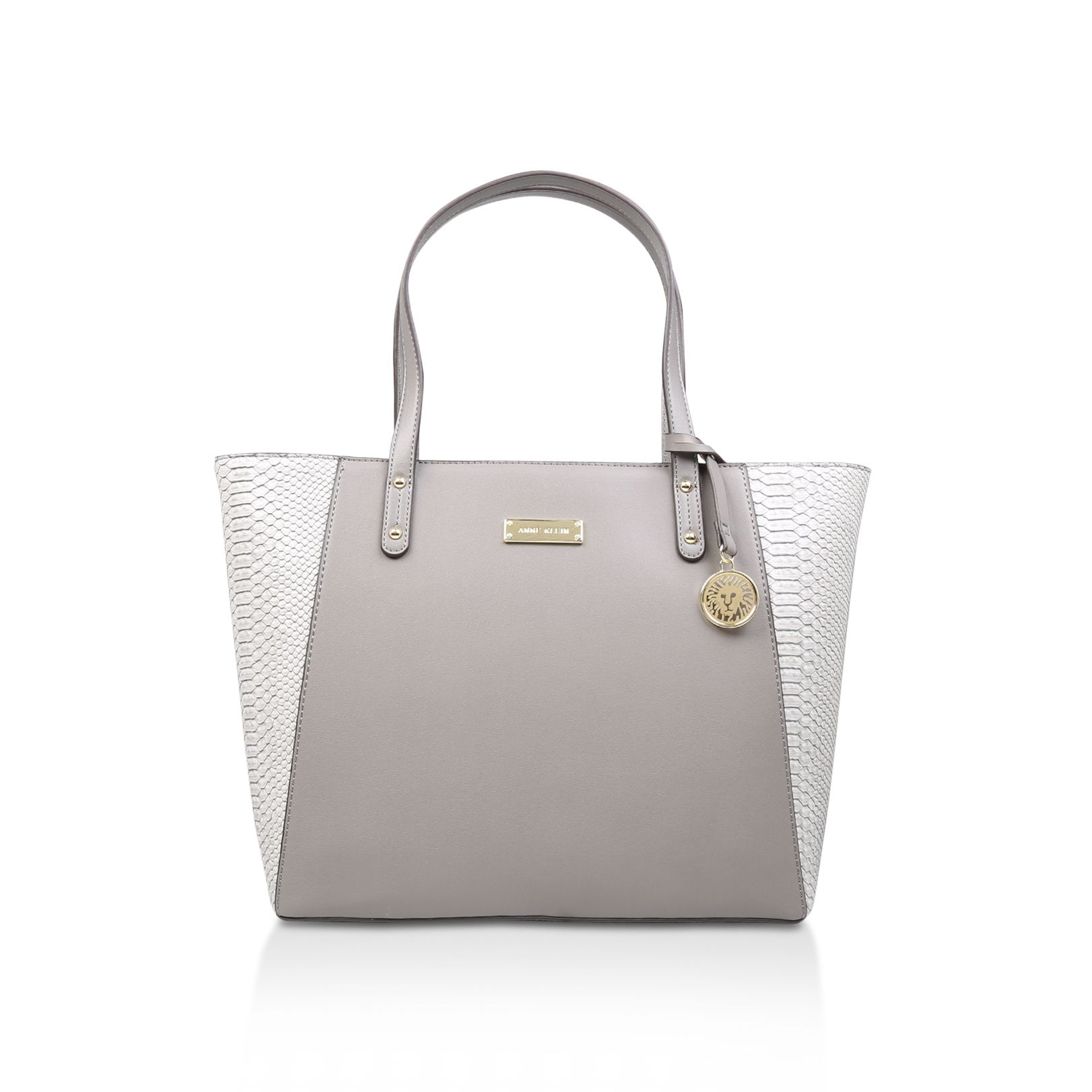 Anne Klein Concept Tote Bag, Grey