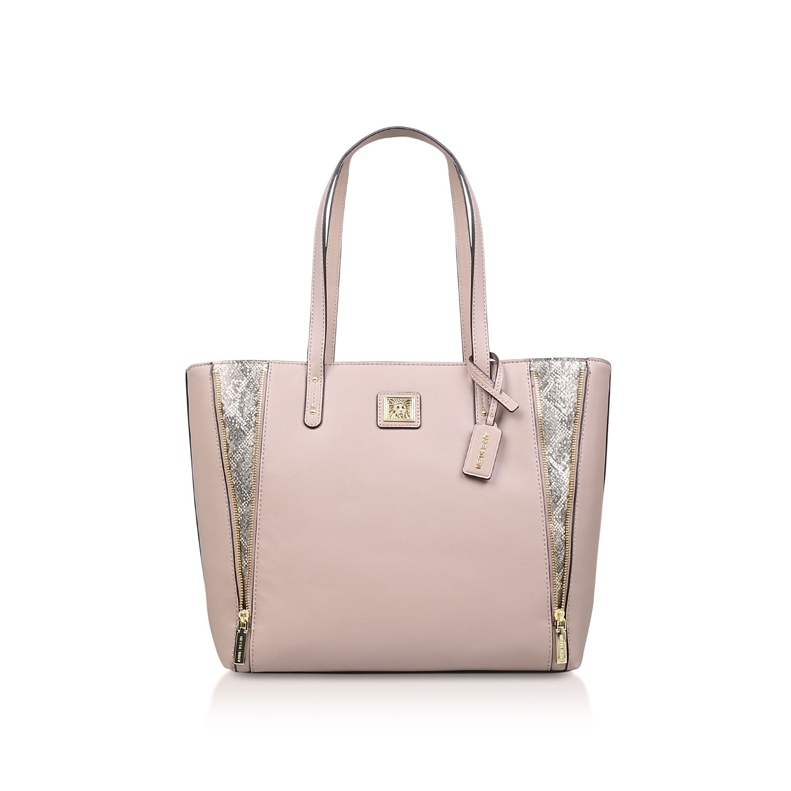 Anne Klein Limitless Tote Tote Bags, Nude