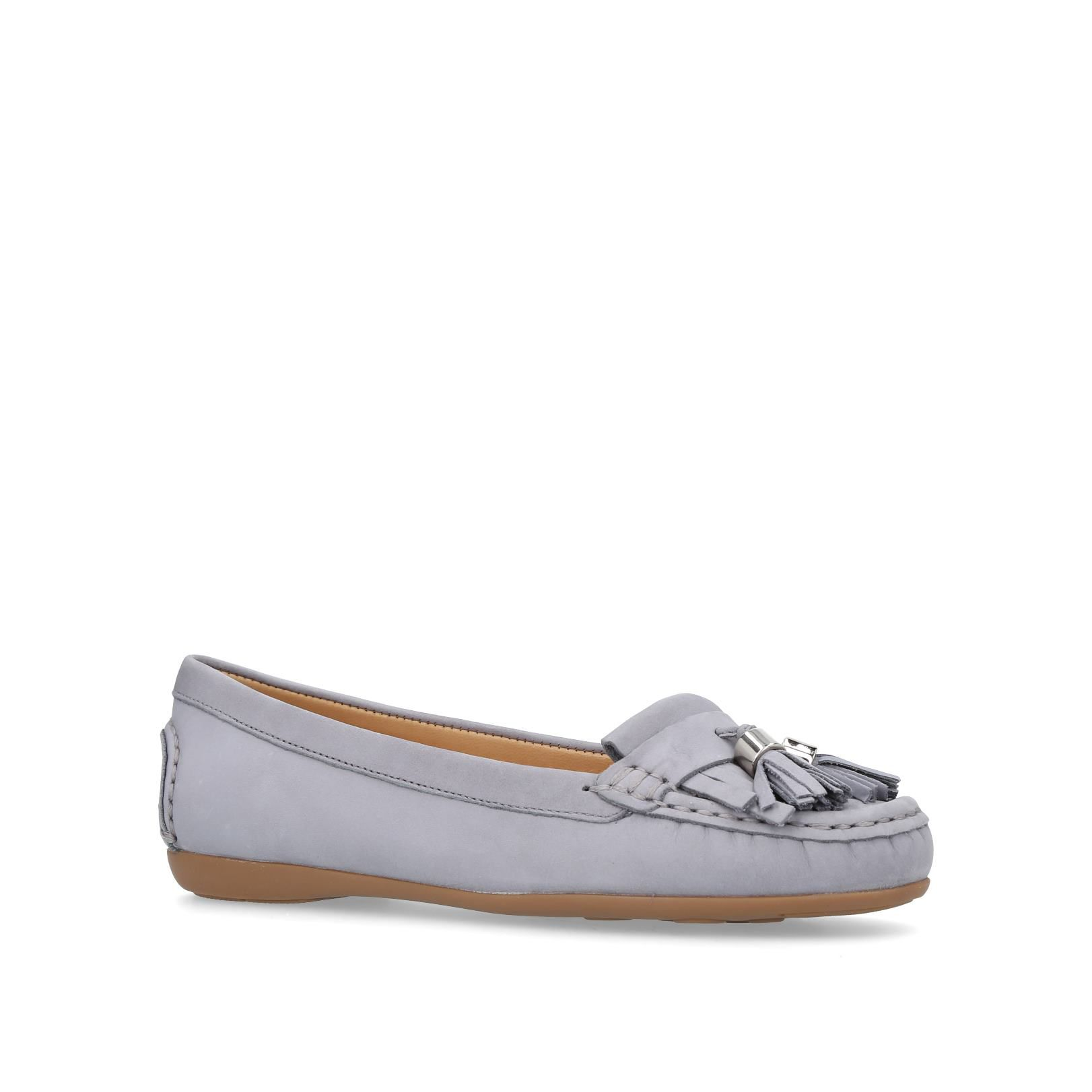 Carvela Comfort Chloe Loafers, Grey