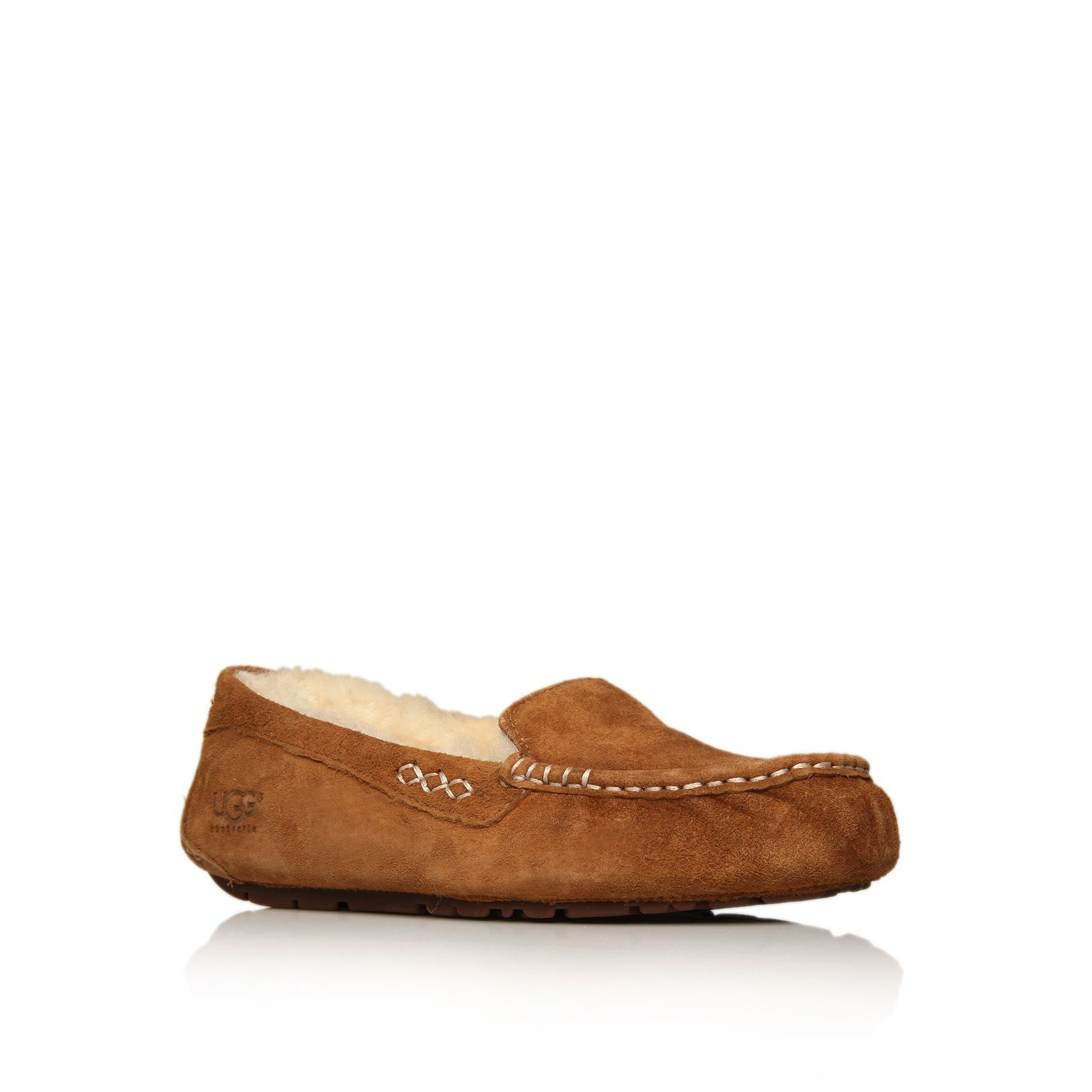 ugg leather house shoes