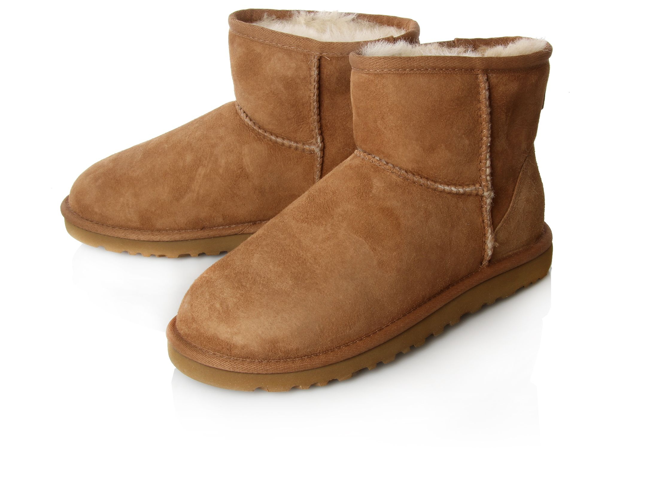Mini Chestnut Boots