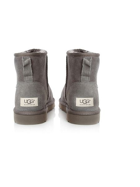 UGGs Grey Boots