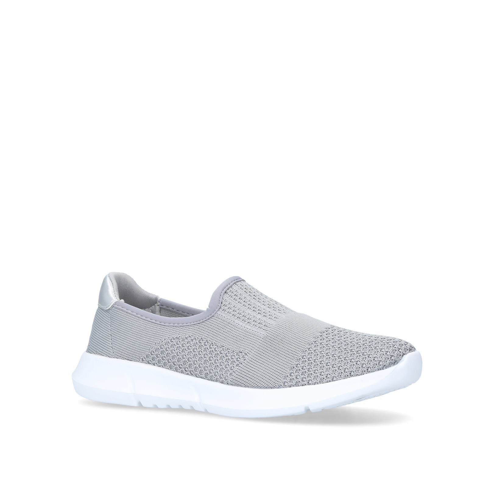 Carvela Comfort Carly Trainers, Grey