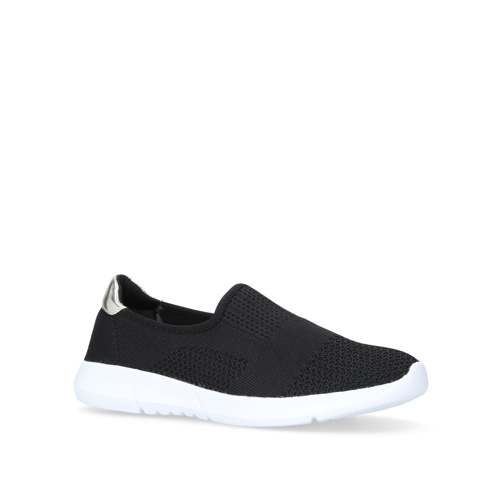 Carvela Comfort Carly Trainers, Black