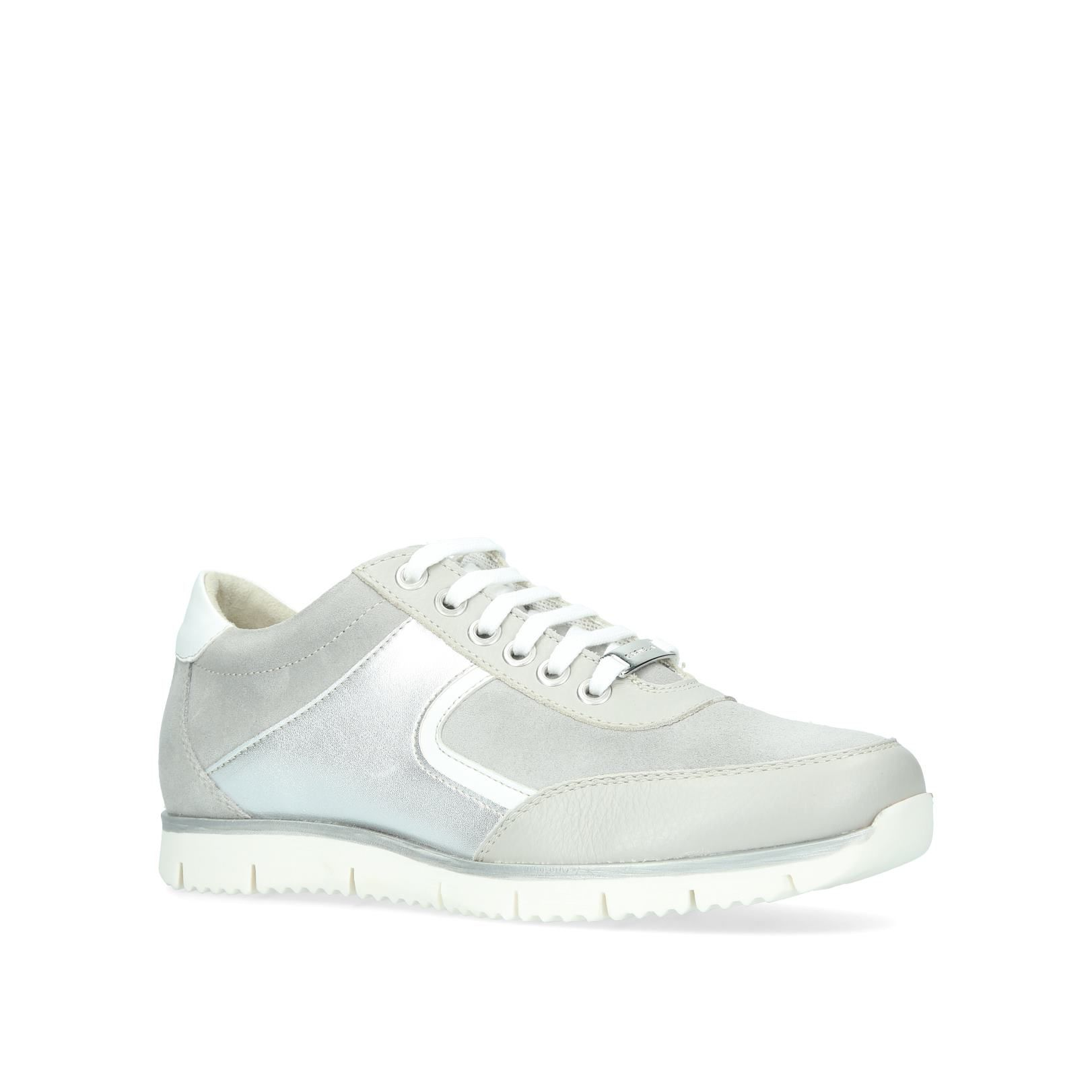 Carvela Comfort Cecil Trainers, Grey