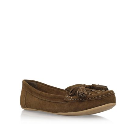 Carvela Lovely flat tassel loafers