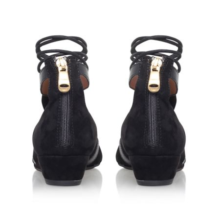 Carvela Live pumps with ankle laces